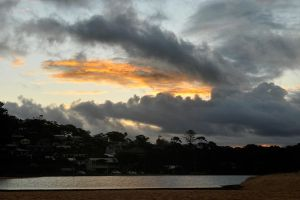 Wamberal sunset 1 by wildplaces