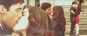 Pretty Little Liars - Ezria 3 by EternalReplica