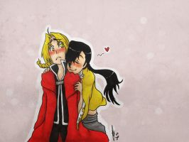 FMA: You smell good by yuminica