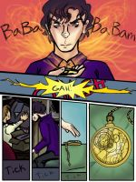 Wholock: After the flame page 3 by Owl-Publications