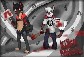 Killer Music by the-little-sealy