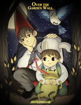 Over The Garden Wall Anime Version by Joberu