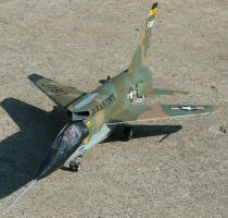 F-107 'Ultra Sabre' by Son-of-Italy