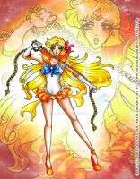 Sailor Venus by SailorDream