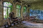 abandoned mysterious places No.9 by MT-Photografien