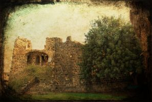 Old fort by ShlomitMessica