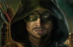 Arrow by Saryetta86