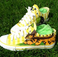 Catbus Shoes by kickass-peanut