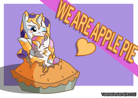 We are Apple Pie by toongrowner