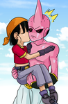 PanBuu: Reward by FoxySerriaAngel