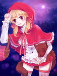 Red riding hood by AmiMochi