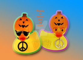 Trick or Peace by Ducky-Demento