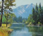 Rocky Mountains by artsaus