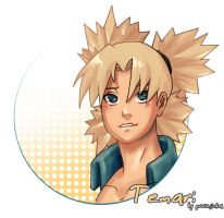 Temari of the Sand by pruzjinka