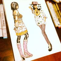 Fashion Design by AKAScene