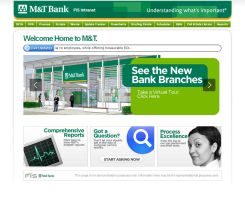 MT Bank Intranet by alvito