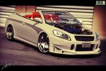 Volvo C 70 by Noxcoupe-Design