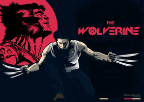 The Wolverine by joshuamisalucha
