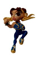Chun Li (Zero/Alpha version) by planetbryan