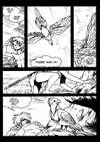 Swimmer page 11 by jimsupreme