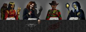 League of Evil by Logna