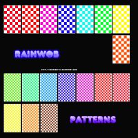 Rainwob Patterns by ThecnhoStyle