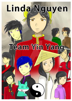 Team Yin Yang Cover by ChronoWither