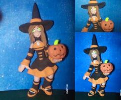 Halloween Witch by axelgnt