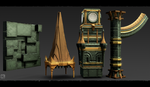 ::clock tower parts:: by sangheili117