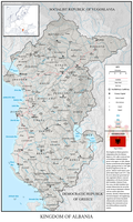 The Kingdom of Albania by RvBOMally