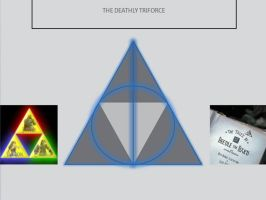 The deathly triforce by guy011