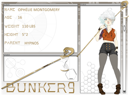 Bunker9: Ophelie by StitchLich