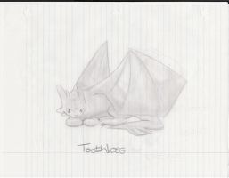 Toothless :3 by PikaSonic