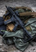 Robinson Armament XCR by Drake-UK