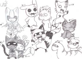 CatNipZPawS Group by Lil-lamb90