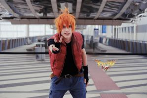 Aquarion Evol ~ Amata Sora II by YamatoTaichou