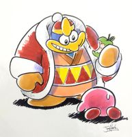 Philly 2014 - King Dedede by Underburbs