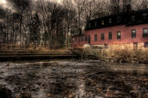 The Mill by Keith-D