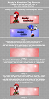 Knuckles tag tutorial by Raxby