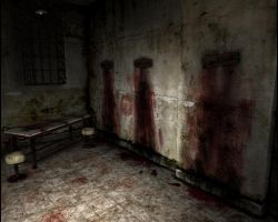 Silent Hill Torture Room by ParRafahell
