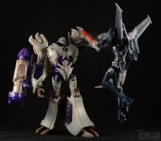 You have failed me yet again, Starscream by Tformer