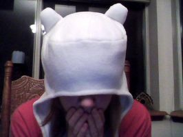 MY NEW FINN HAT 8D by MY-SUiCiDAL-STRETCH