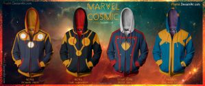 Marvel Cosmic Part 1 by prathik