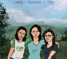 Mothers Day by Callica