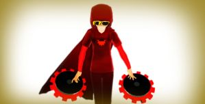 Dave Strider: Knight of the time by meikoS11
