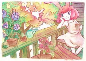 Sweet lullaby by scilk