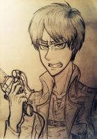 Attack on Titan - Eren Traditional by Blade-Suare