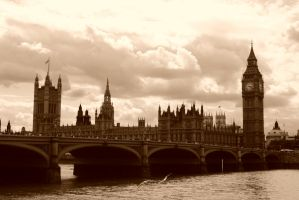 Parliament by PaulAllenMorris
