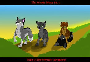 The Bloody Moon Pack by SetariPlush