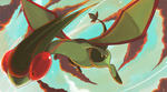 Flygon by seiryuuden